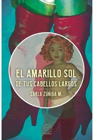 EL AMARILLO SOL DE TUS CABELLOS LARGOS