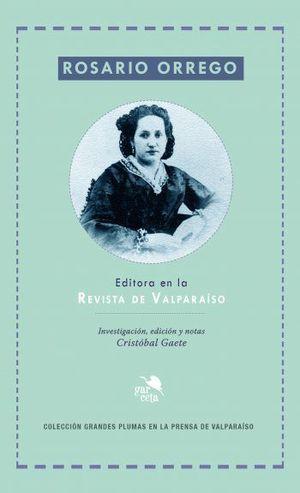EDITORA EN LA REVISTA DE VALPARAISO