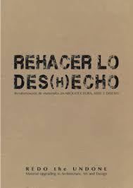 REHACER LO DES HECHO