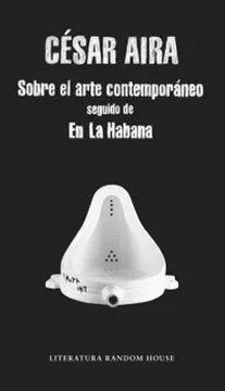SOBRE EL ARTE CONTEMPORANEO