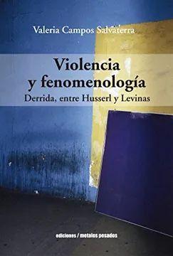 VIOLENCIA Y FENOMENOLOGIA