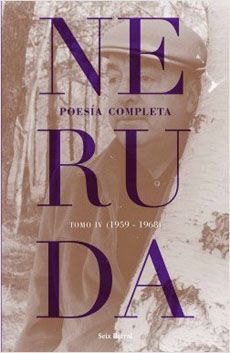 POESIA COMPLETA TOMO IV (1959-1968)