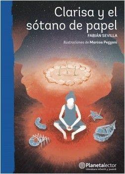 CLARISA Y EL SOTANO DE PAPEL