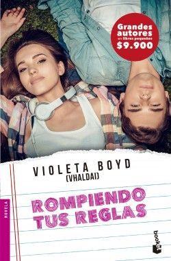 ROMPIENDO TUS REGLAS (BOOKET)