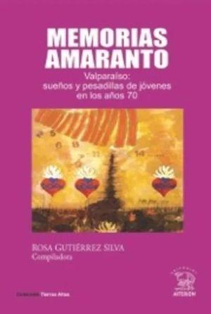 MEMORIAS AMARANTO