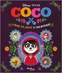 COCO LIBRO DE ARTE Y CALAVERAS