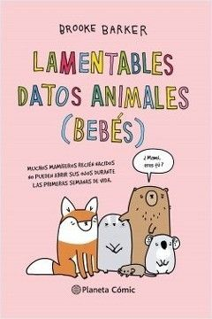 LAMENTABLES DATOS ANIMALES (BEBES)