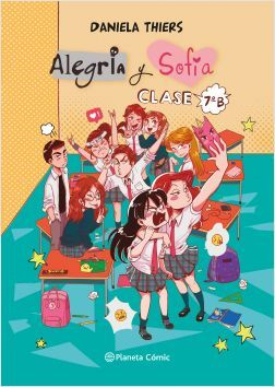 ALEGRIA Y SOFIA CLASE 7º B