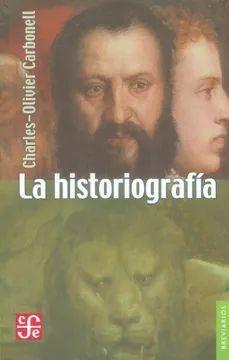 HISTORIOGRAFÍA, LA