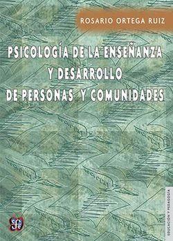 PSICOLOGIA DE LA ENSEÑANZA Y DESARROLLO DE PERSONA