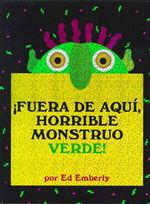 FUERA DE AQUI HORRIBLE MONSTRUO VERDE