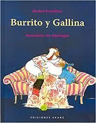 BURRITO Y GALLINA