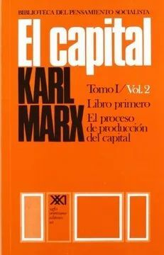 EL CAPITAL TOMO I, VOL 2