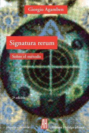 SIGANTURA RERUM