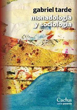 MONADOLOGIA Y SOCIOLOGIA