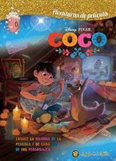 COCO. AVENTURAS DE PELICULA