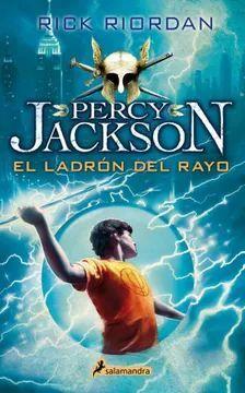 PERCY JACKSON EL LADRON DEL RAYO