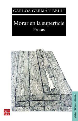 MORAR EN LA SUPERFICIE