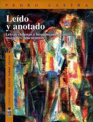 LEIDO Y ANOTADO