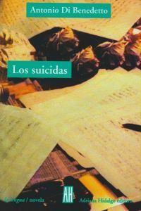 SUICIDAS (ISBN ARGENTINO)