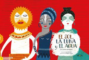 SET LAMINAS EL SOL, LA LUNA Y EL AGUA